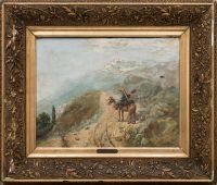 Artist: Karazin, Nikolay Nikolaevich : В горах