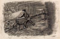 Artist: Matsedonsky, Nikolay Antonovich : Coal Processing