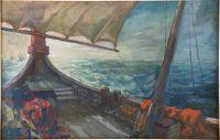 Художник: Мясоедов, Иван Григорьевич :  A studie for the painting 'The Argonauts'