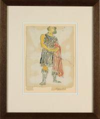Artist: Petrov-Vodkin, Kuzma Sergeevich : Воин