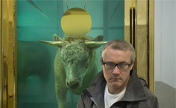 Дэмиен Херст и его «Золотой телец»
