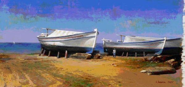 АЛЕКСЕЙ АЛПАТОВ Лодки