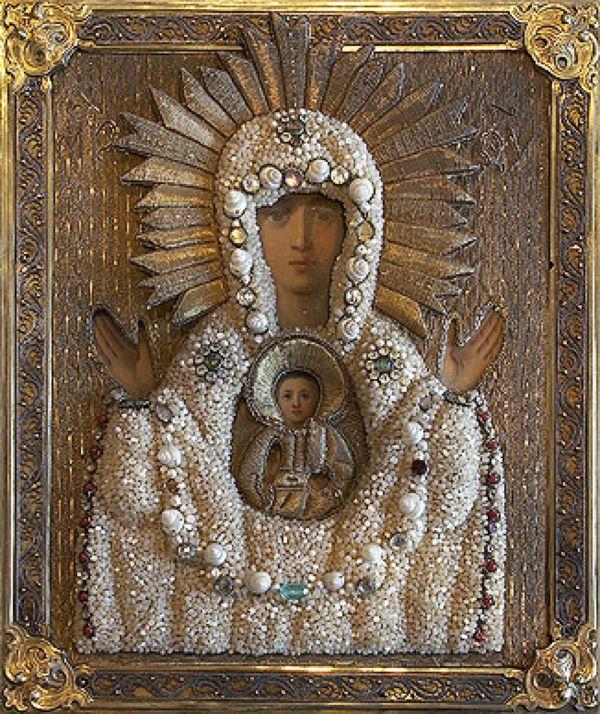 Икона Богоматери «Знамение»