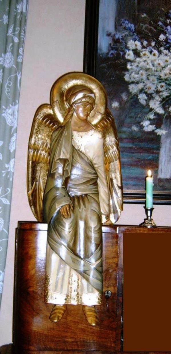 НАТАЛИЯ ЗАХАРОВА Ангел