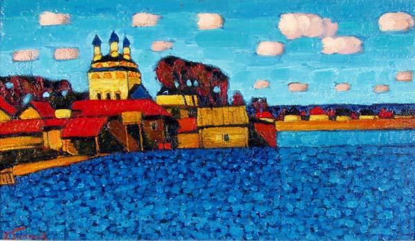 КИМ БРИТОВ Мстёра. Большая вода. 2006
