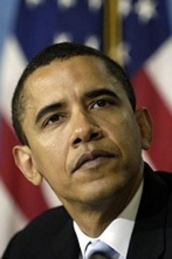 МЭННИ ГАРСИА Барак Обама
