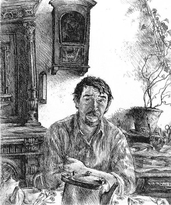 АЛЁНА ДЕРГИЛЁВА Иван Дергилёв. 1984