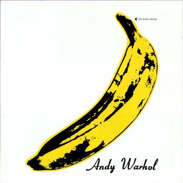 ЭНДИ УОРХОЛ Обложка альбома The Velvet Underground & Nico группы Velvet Underground