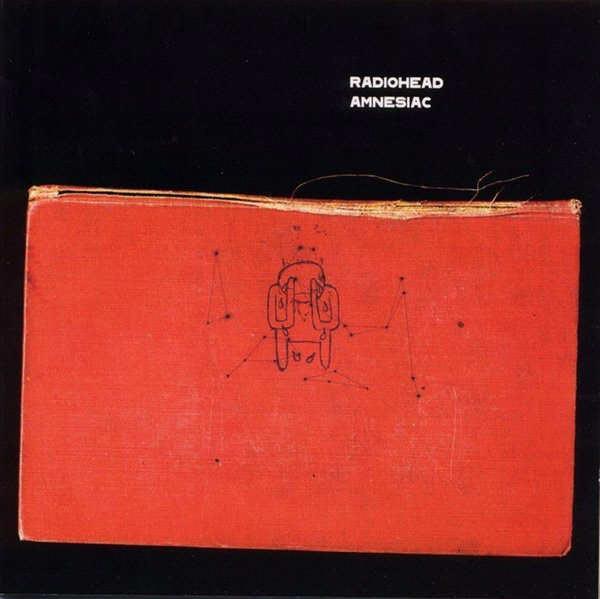 СТЭНЛИ ДОНВУД Обложка альбома Amnesiac группы Radiohead