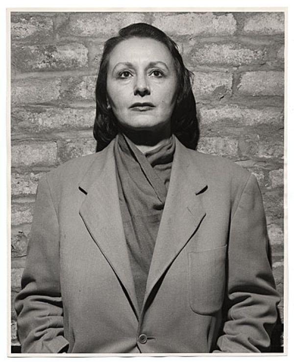 Луиза Невелсон. Ок. 1955