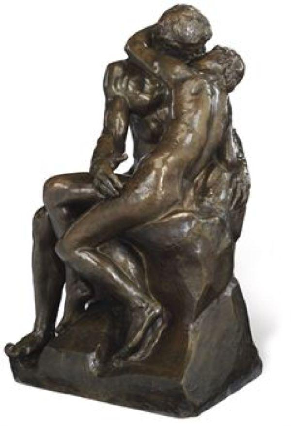 ОГЮСТ РОДЕН Поцелуй. 1887–1901 Бронза