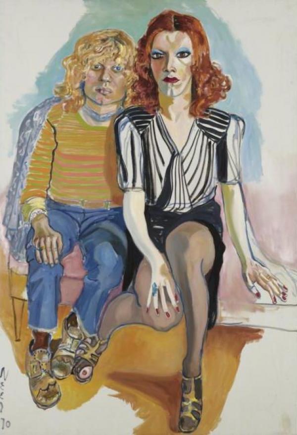 ЭЛИС НИЛ Джеки Кертис и Рита Ред. 1970
