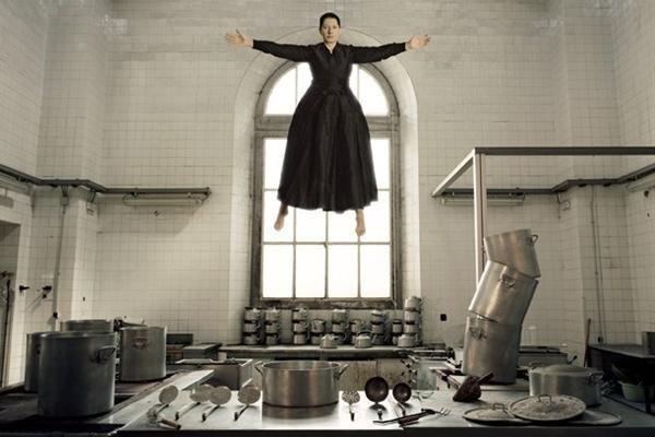 МАРИНА АБРАМОВИЧ Кухня I