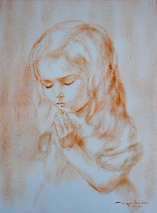 СОКОЛОВСКАЯ СВЕТЛАНА Маленькая Мария. 2010