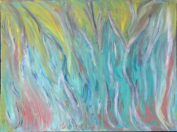 MADJI Абстрактная композиция. 2009