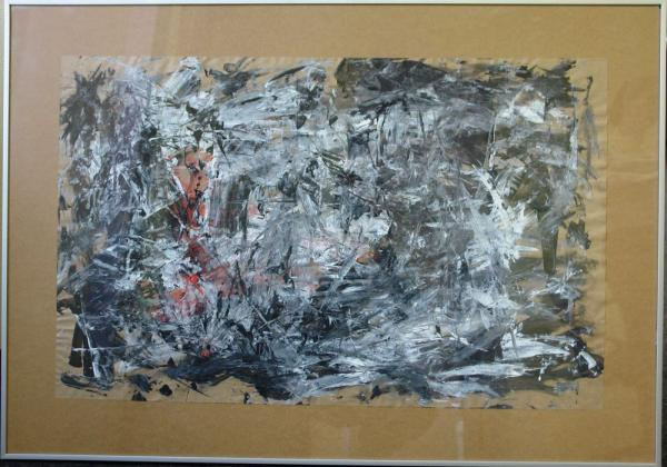 NES COLGRIFF Абстрактная композиция. 2009