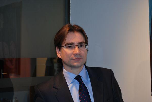 Мэтью Стивенсон, управляющий директор представительства Christie's в России