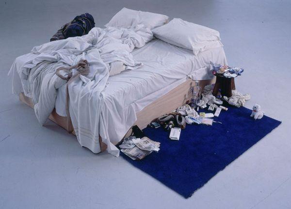 ТРЕЙСИ ЭМИН Моя кровать. 1998