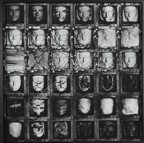 IGOR MAKAREVICH Metamorphoses (Avtoportret). 1977-1987