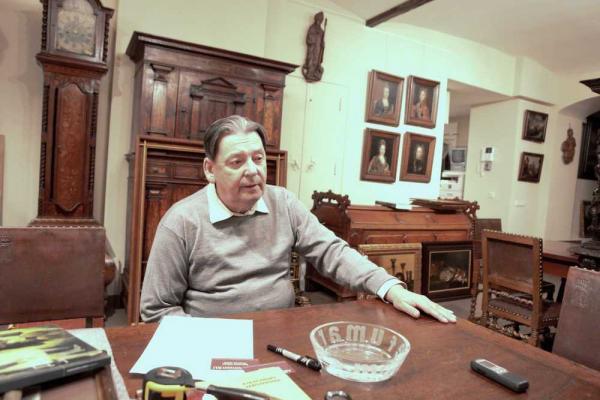 М. Е. Перченко — президент Гильдии оценщиков при Международной Конфедерации антикваров и арт-дилеров