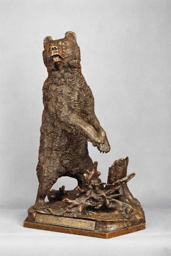 НИКОЛАЙ ЛИБЕРИХ Медведь
