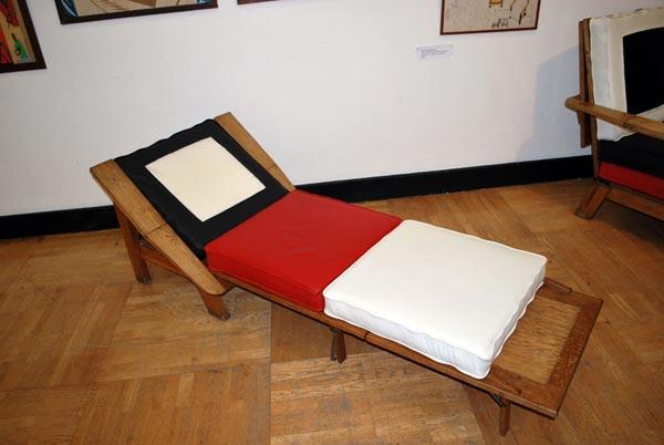 ВЛАДИМИР МЮЛЛЕР Кресло-кровать