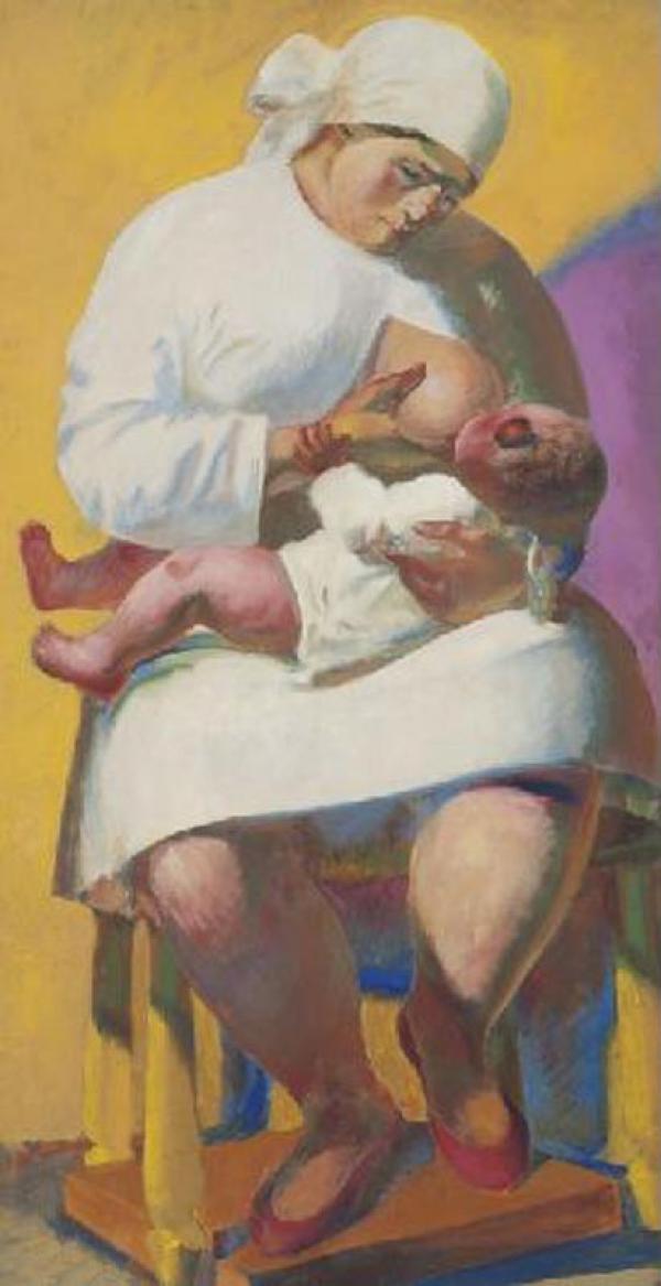 ВАСИЛИЙ ШУХАЕВ Материнство