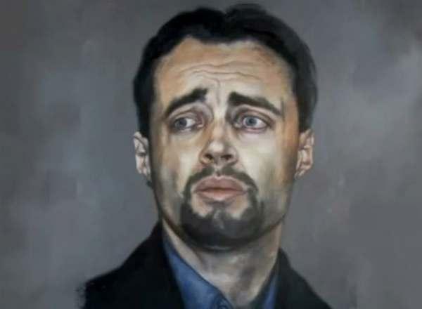 Портрет Стефана Брайтвизера работы Жан-Поля Матифа