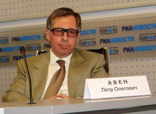 Пётр Авен, финансист и коллекционер