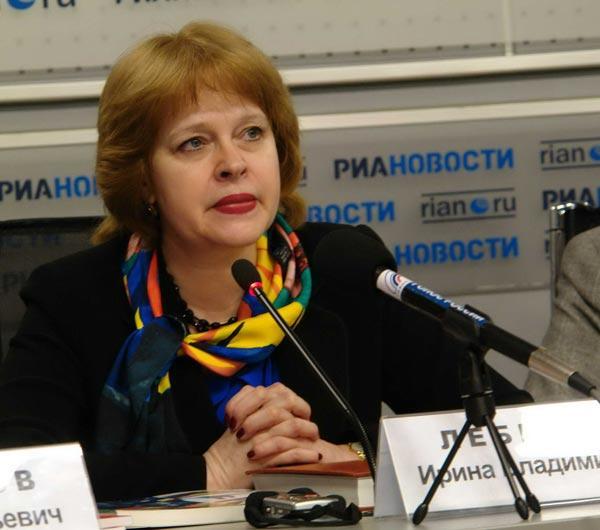 Ирина Лебедева, директор ГТГ
