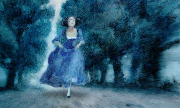 АЛЕКСАНДР ПЕТРОВ Сцена из фильма «Моя Любовь»