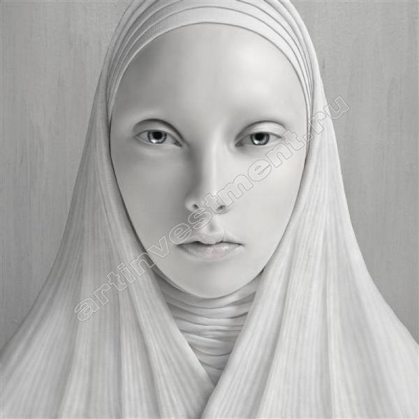 ОЛЕГ ДОУ Монахиня. 2007