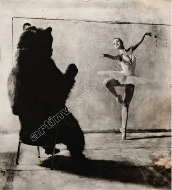 ГРИГОРИЙ МАЙОФИС Первое знакомство с Русским балетом. 2008