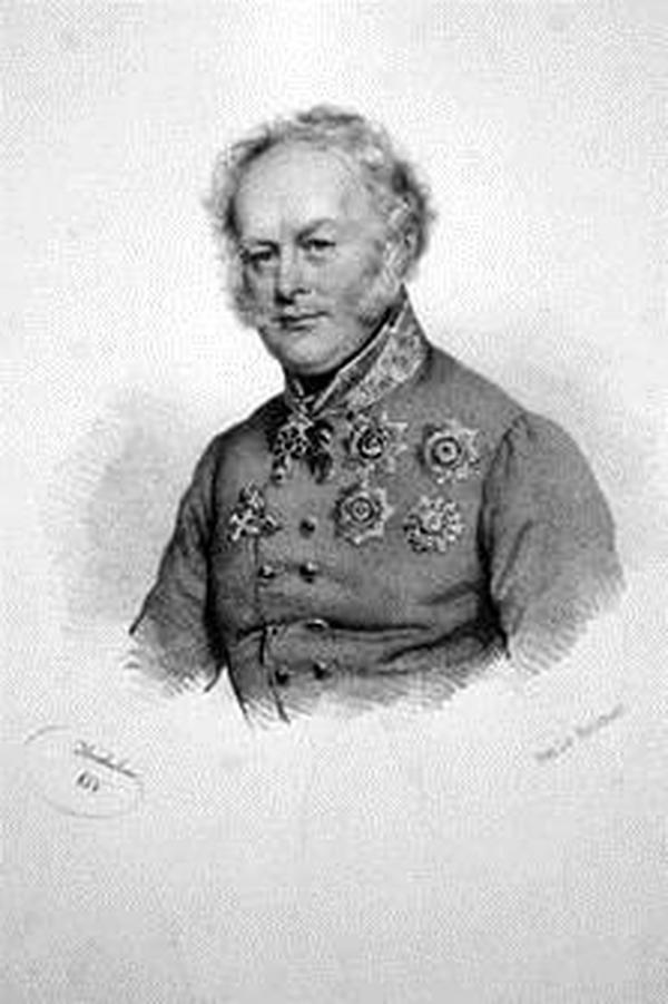 Карл Людвиг фон Фикельмон