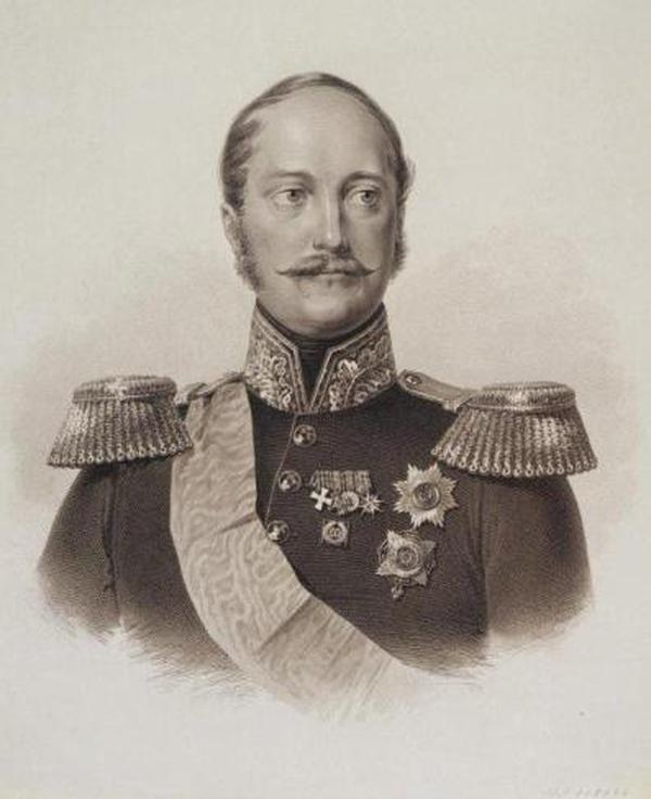 Николай I Фото © Государственный Эрмитаж
