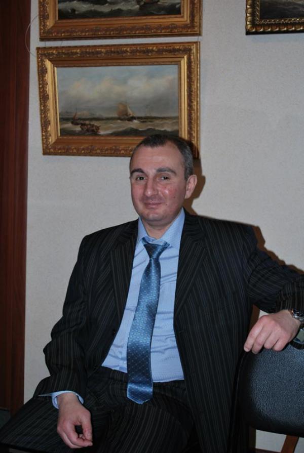 Игорь Михайлович Кернер, заместитель генерального директора антикварного объединения «Магнум Арс»