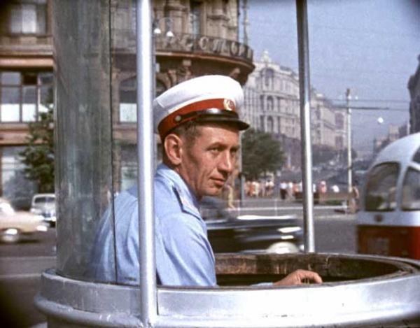 ВЛАДИСЛАВ МИКОША Москва. 1960-е