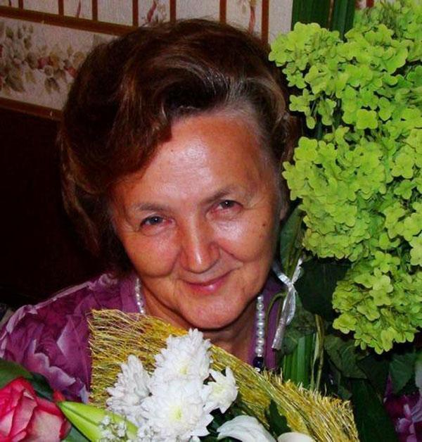 Живописец Лариса Сергеева