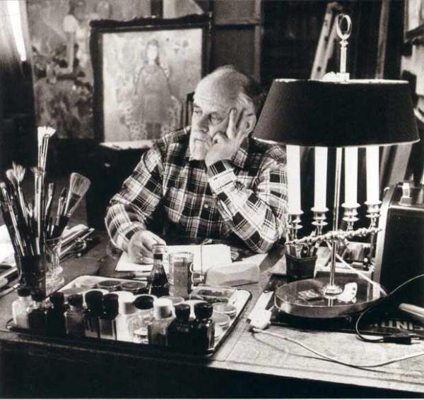Андрей Андреевич Мыльников (1919–2012)