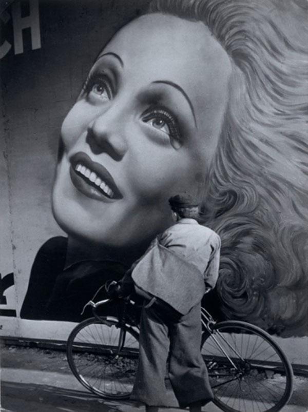 БРАССАЙ Марлен Дитрих. 1937