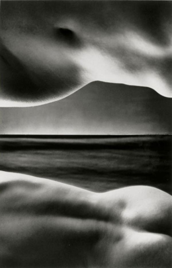 БРАССАЙ Искусственное небо. 1934