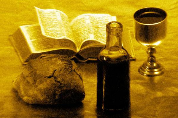 Хлеб и Вино и Сущий Господь! 2009