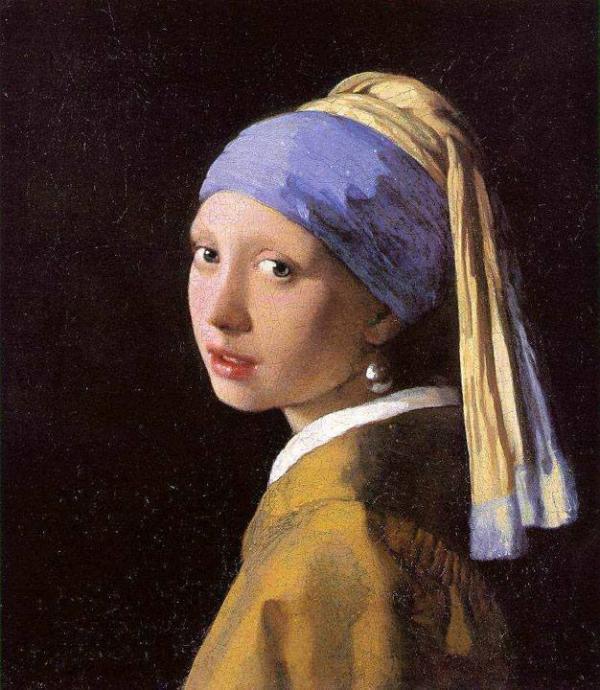 ЯН ВЕРМЕЕР Девушка с жемчужной сережкой. Ок. 1665