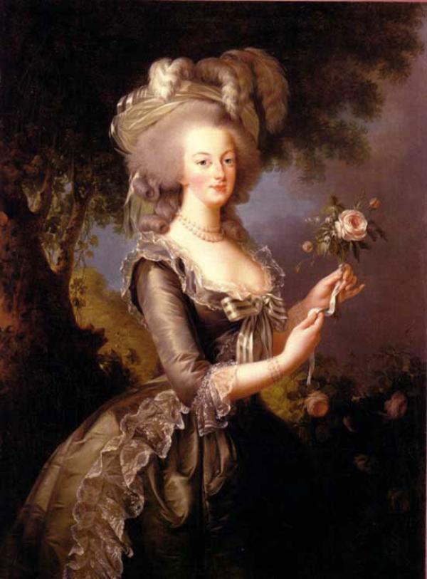 ЭЛИЗАБЕТ ВИЖЕ-ЛЕБРЕН Мария-Антуанетта. 1779