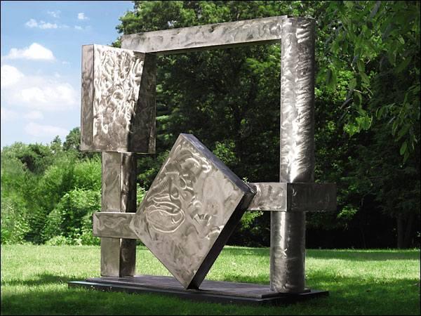 ДЭВИД СМИТ Cubi XXVIII. 1965