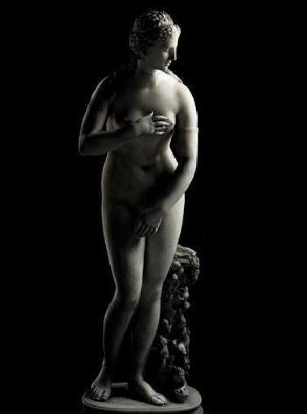 Неизвестный автор. Венера Барберини. Конец I — середина II вв. н. э.