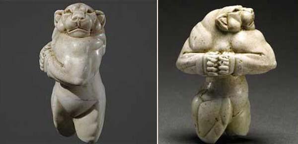 Неизвестный автор. Львица Гуэннола. Ок. 3000–2800 до н. э.