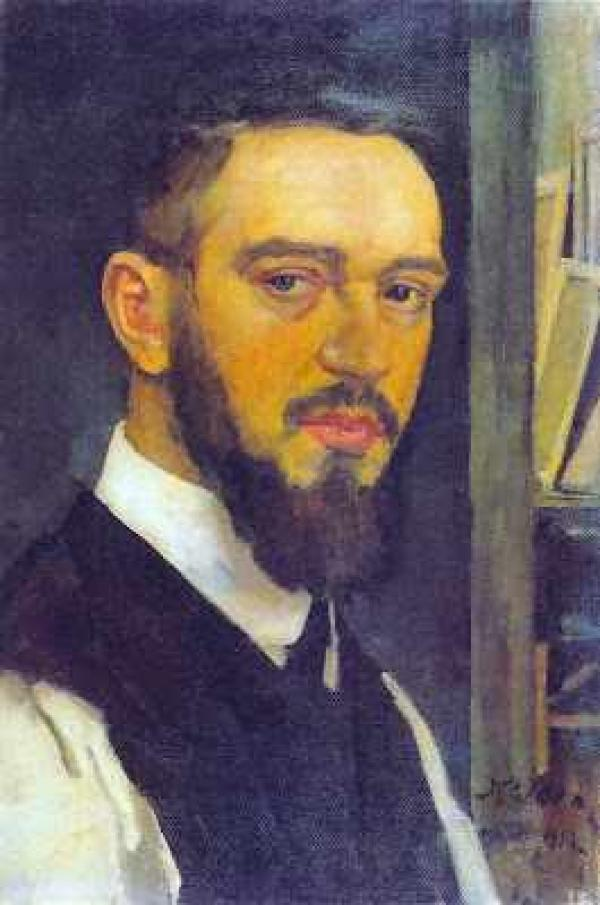 ЮОН К.Ф. Автопортрет. 1912