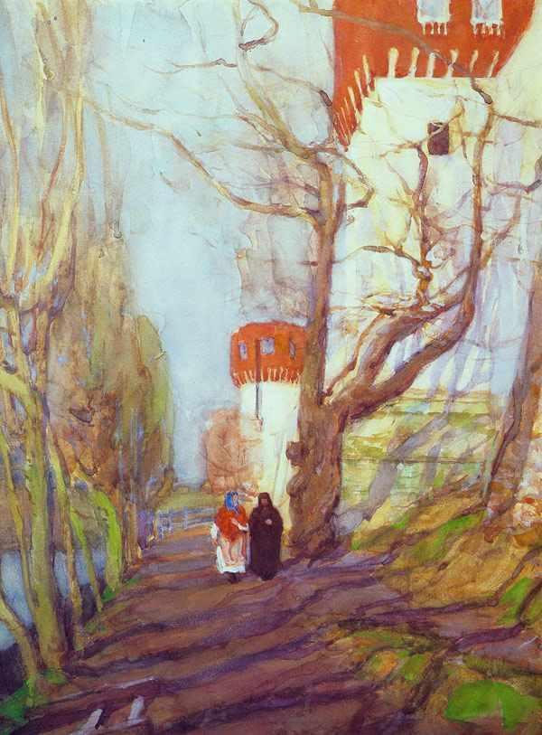 К.Ф.ЮОН Березы. Петровское. 1899
