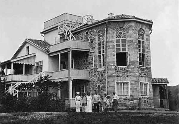 Дом Максимилиана Александровича Волошина в Коктебеле